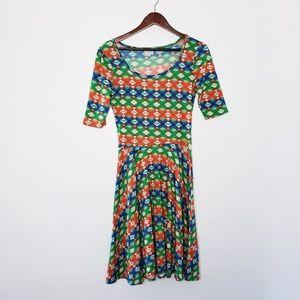 Lularoe nicole dress small